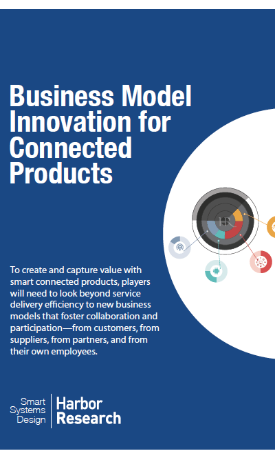 Business Model Innovation For Connected Products