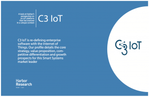 C3 IoT Cover Page