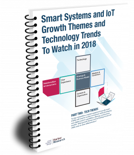 IoT Tech Trends in 2018 Cover