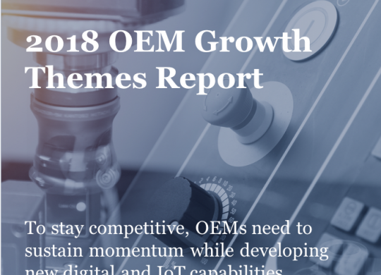 GS_2018 OEM Growth Themes Report_shade