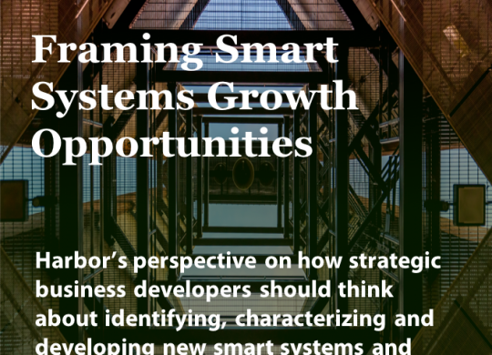 MI_Framing Smart Systems Growth Opportunities