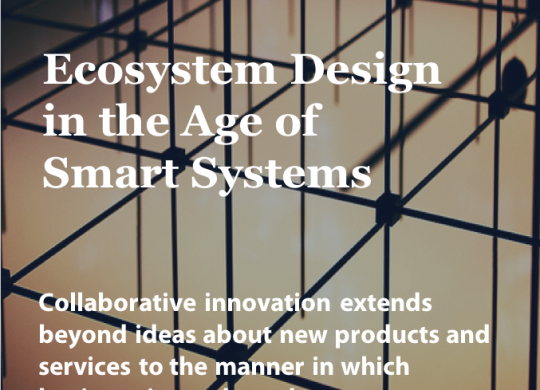 Ecosystem Design in the Age of Smart Systems