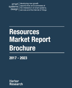 Resources Brochure cover