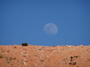 Moonrise Over Bryce Canyon - Photo by Christina Szoke