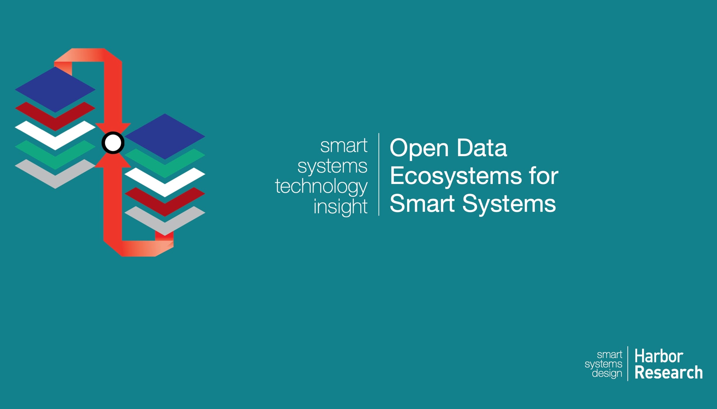 Open Data Ecosystems for Smart Systems cover