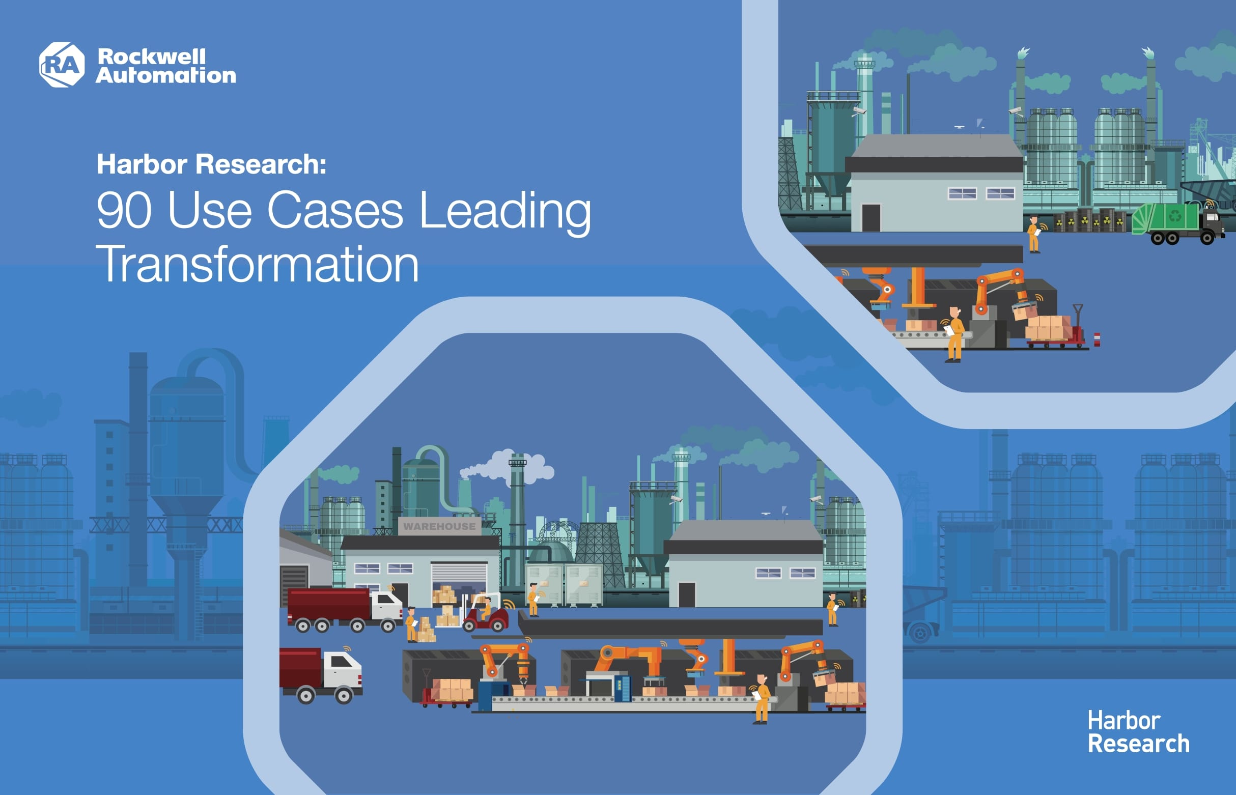 90 Use Cases Leading Transformation cover