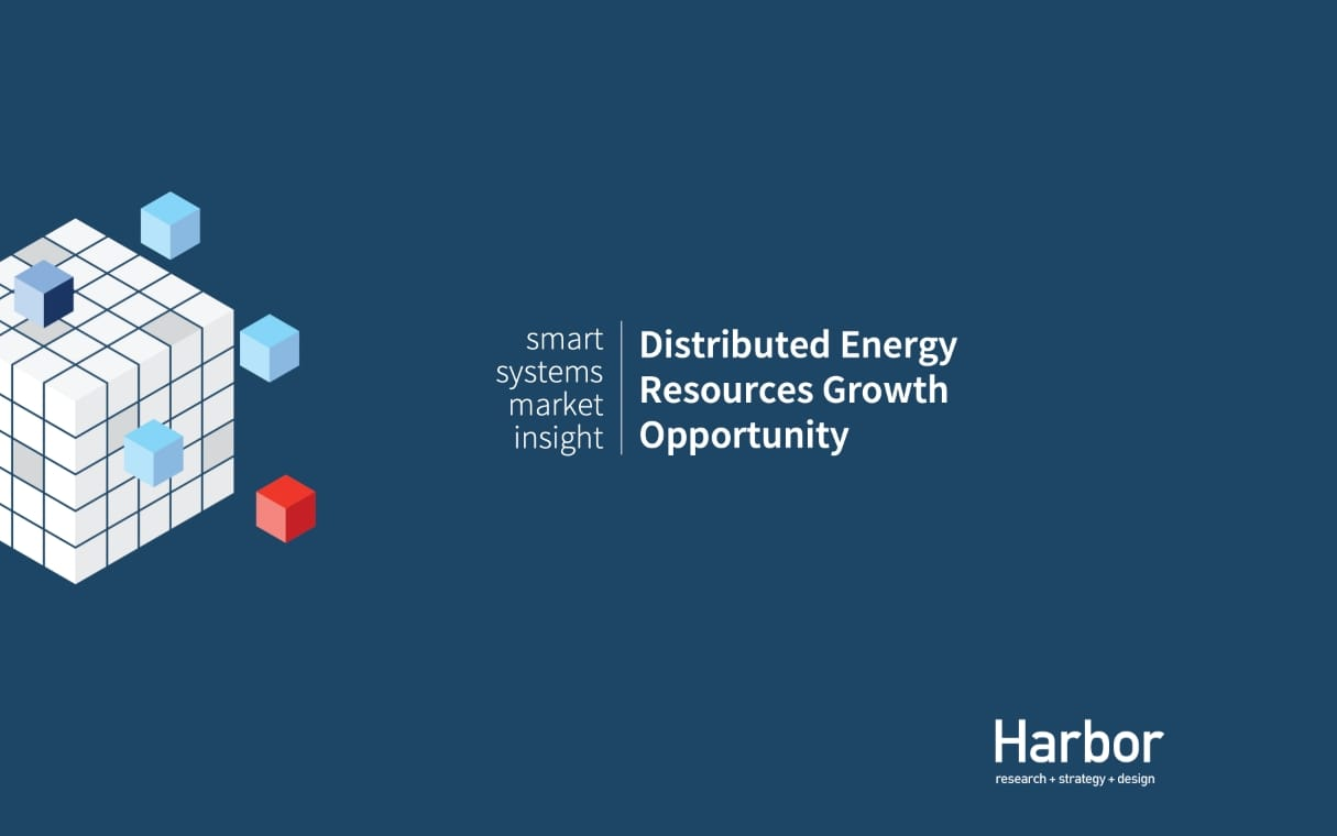 Distributed Energy Resources Opportunity cover
