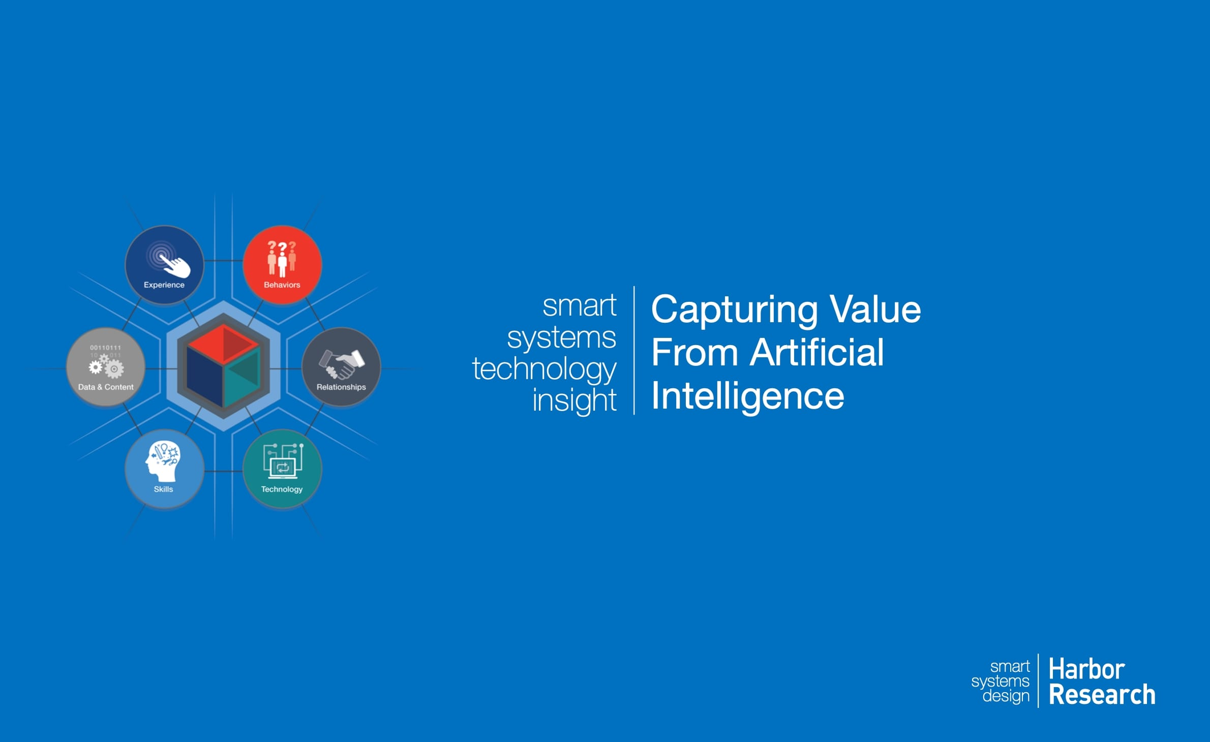 Capturing Value from AI cover