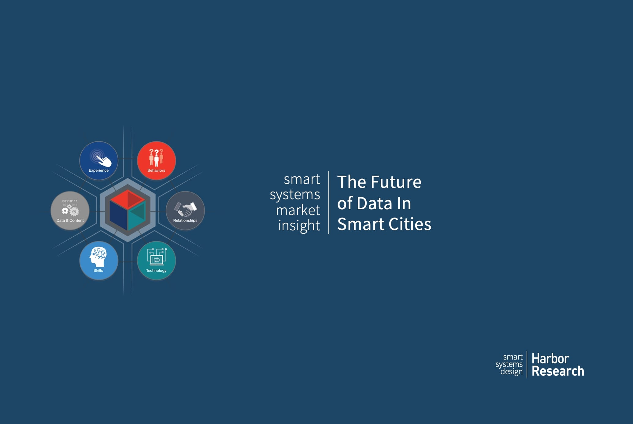 Future of Data in Smart Cities cover