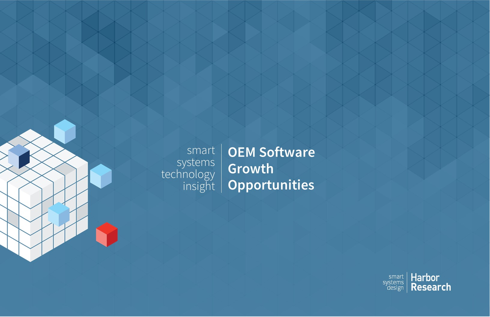 OEM Software Growth Opportunities